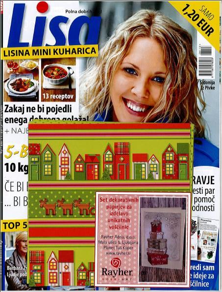 Lisa naslovnica