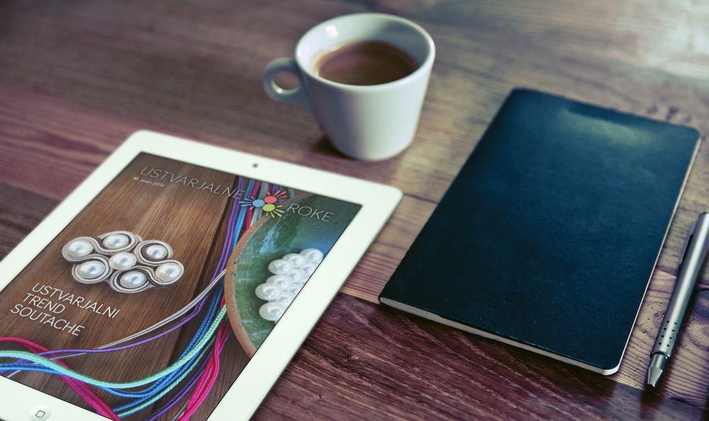 Ustvarjalne roke e-revija