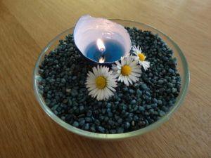 Svečke iz jajčnih lupin