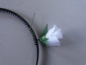 DIY Obrocek s cvetjem_1