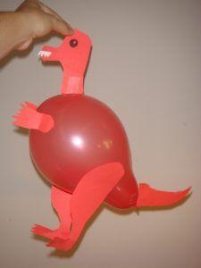 DIY dinozavri baloni_10_tirex