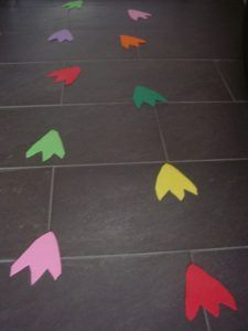 DIY dinozavri tace_3_razstavimo