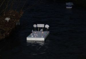 DIY Ladjica je odplavala